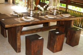 treasure-beach-log-table-with-bench-and-stools-2